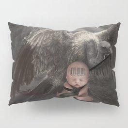 Vultures Pillow Sham