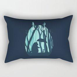 My Neighbor Totoro's Rectangular Pillow