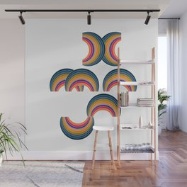 Xmas Typo II #society6 #decor #buyart Wall Mural