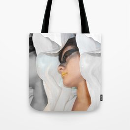 Cin-blanc Tote Bag