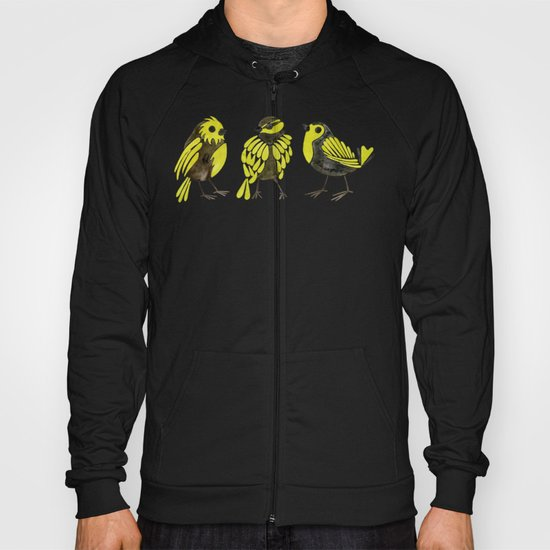 Goldfinches Hoody