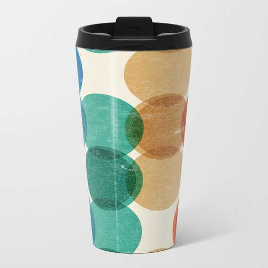 Cells I Metal Travel Mug