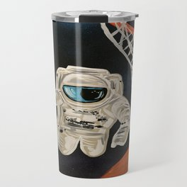 Space Games Travel Mug