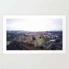 Ludlow2 Art Print