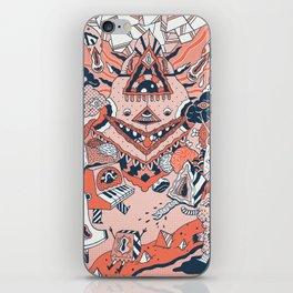 Lif Skogur iPhone Skin
