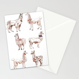 LLAMARAMA Stationery Cards
