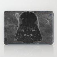 darth vader iPad Cases featuring Darth Vader by Some_Designs