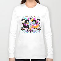hocus pocus Long Sleeve T-shirts featuring Hocus Pocus! by Muxxi