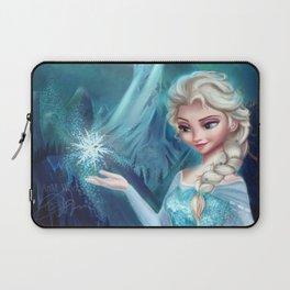 Elsa Frozen Laptop Sleeve