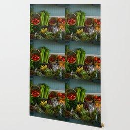 Eat Your Veggies Wallpaper