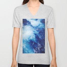 Blue Ocean Unisex V-Neck