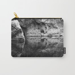 Boulder Reflection on Water Carry-All Pouch