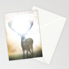 Bright Deer Stationery Cards
