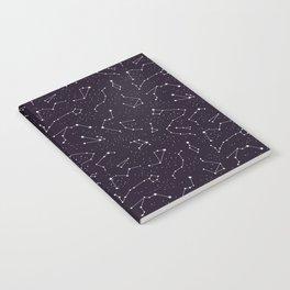 constellations pattern Notebook