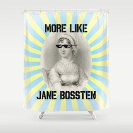 More Like Jane BOSSTEN Shower Curtain
