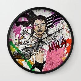 Eazy Duz It Wall Clock