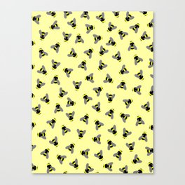 Scatterbees Canvas Print