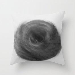 Day 0308 /// evenmoreblur Throw Pillow