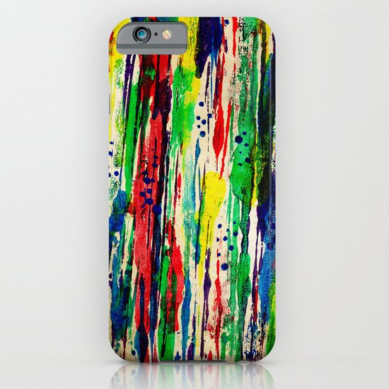 Disjointed Stripes iPhone & iPod Case