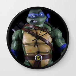 TMNT Leonardo Wall Clock