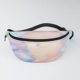 Watercolor Sky Fanny Pack