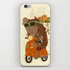 Packed and ready to go iPhone & iPod Skin