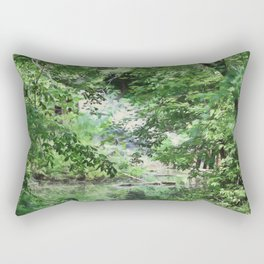 Hidden Creek Rectangular Pillow