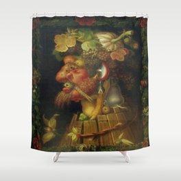 Autum Shower Curtain