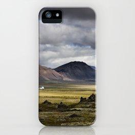 Schnæfellsnes, Iceland iPhone Case
