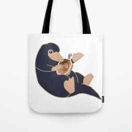 Salazar's Locket Niffler Tote Bag