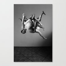 Verformung 1 Canvas Print
