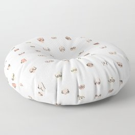 boobs Floor Pillow