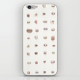 boobs iPhone Skin