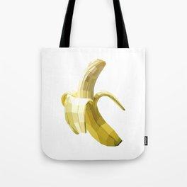 Banana (white variant) Tote Bag