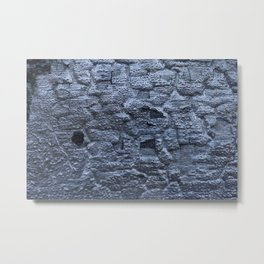 Braille Metal Print