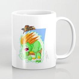 STREET FIGHTER - BLANCA Coffee Mug