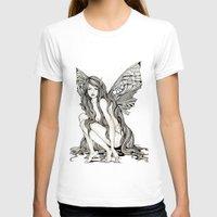 flight T-shirts featuring flight by manje