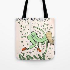 Make it Rain. Tote Bag