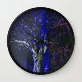 Mind Garden Wall Clock