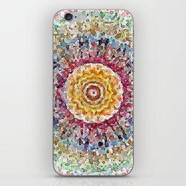 Papierkunst iPhone Skin