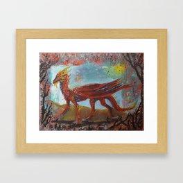 Xeimal Fuyjn Framed Art Print
