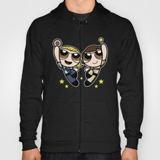 An Unstoppable Team  Hoody