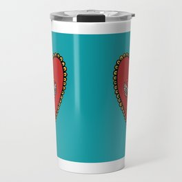 Sacred SteamHeart Travel Mug