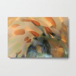 Colored Glass II Metal Print