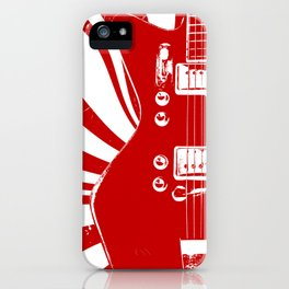 Airline Guitar - Jack W. iPhone Case