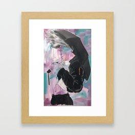 Gen Z Framed Art Print