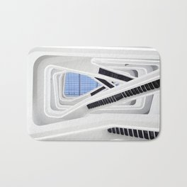 Zaha H A D I D | architect | Dominion Office Building Bath Mat