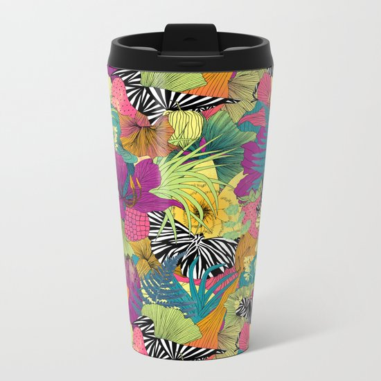 wondergarden Metal Travel Mug