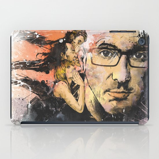 Voices In My Head iPad Case