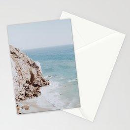 coast iii / malibu, california Stationery Cards